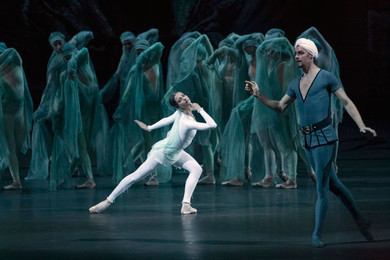 """The Legend of Love"" Ballet"