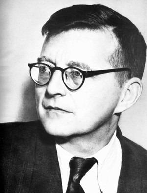 Shostakovich Dmitry (Composer)<BR>